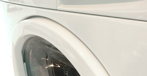 De nieuwste wasmachines presteren beter dankzij het gebruik van moderne staalsoorten