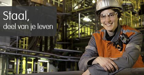 ArcelorMittal Gent - Staal, deel van je leven